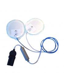Paire d'électrodes pédiatrique - SAVER ONE