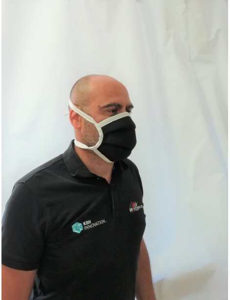 Masque de protection sanitaire