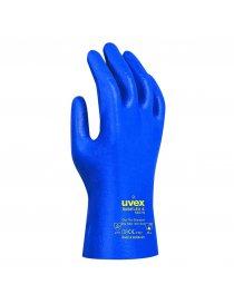 Gant UVEX RUBIFLEX NB27 (27cm) coton nitrile
