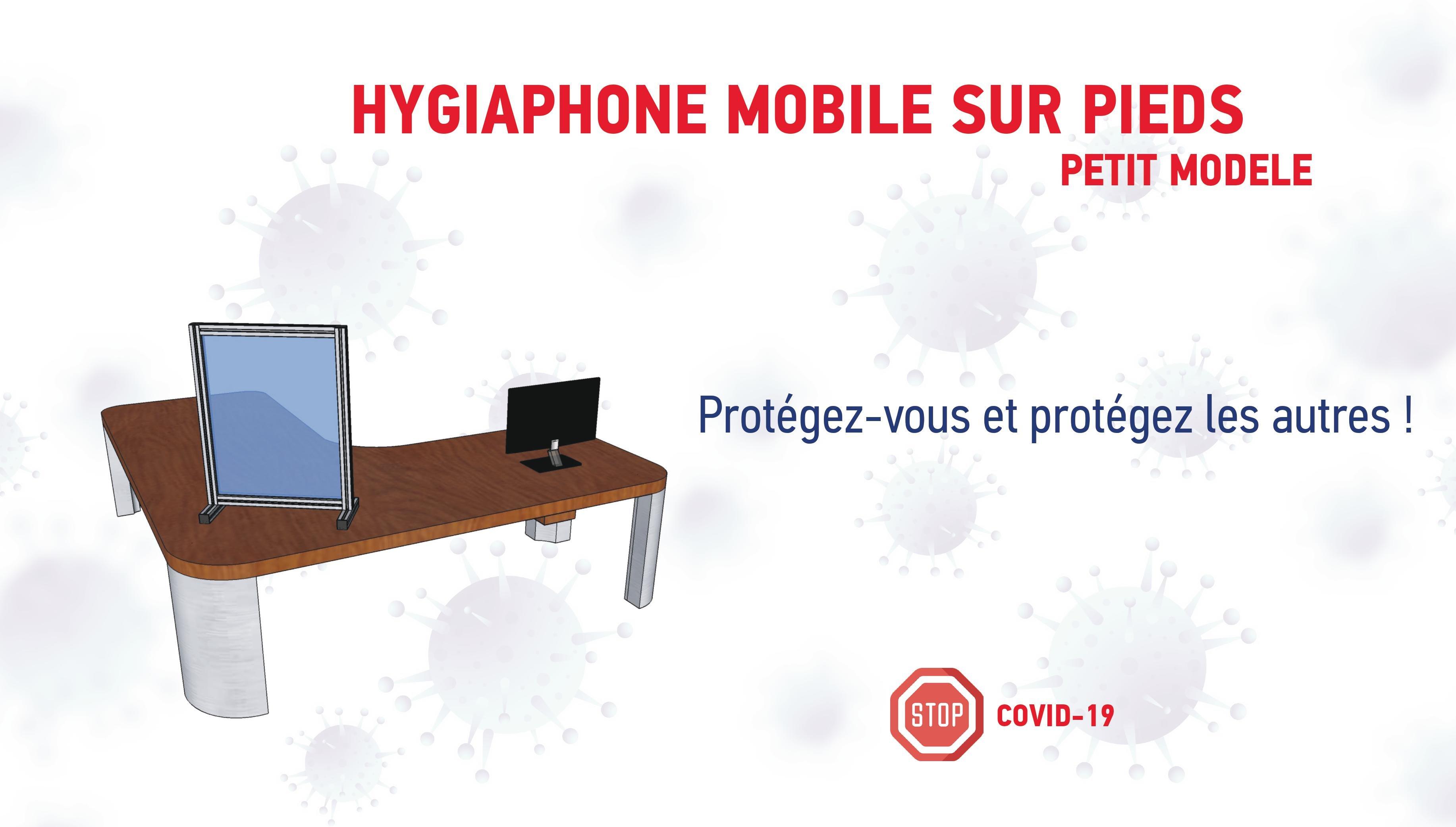 hygiaphone mobile petit modele